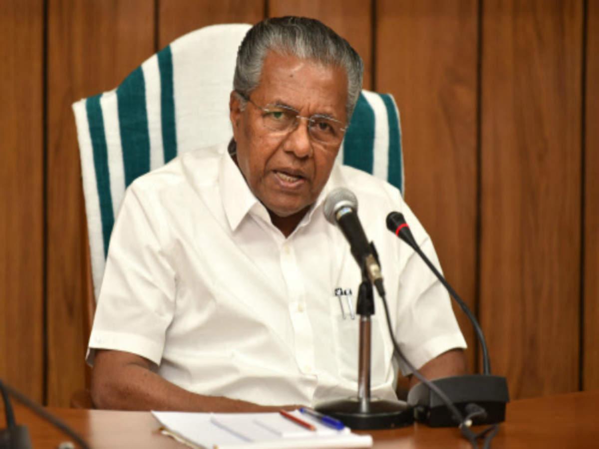 Kerala CM writes to PM Modi on Karnataka blocking key state highway