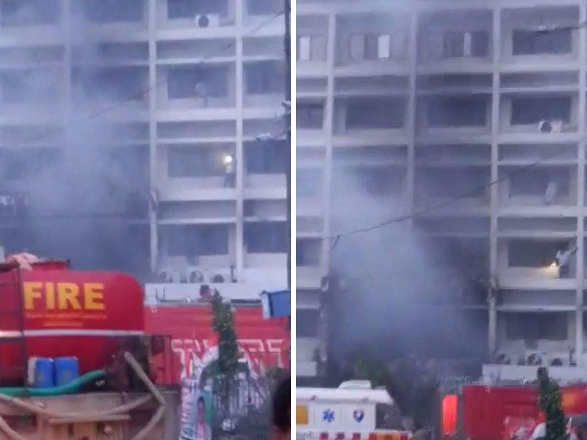 Vijayawada Covid care centre fire tragedy: Three hospital officials arrested