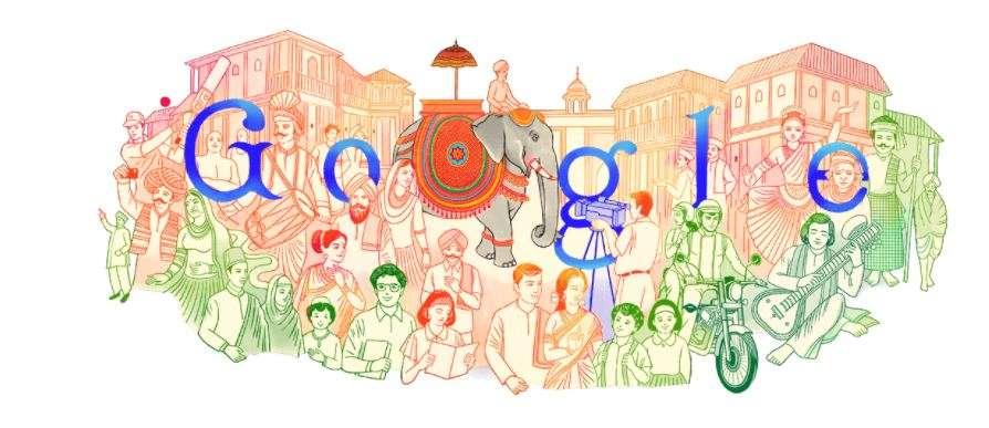 India's Republic Day 2021: Google Celebrates 72nd Republic Day with Doodle Showcasing India's Diversity |  India News