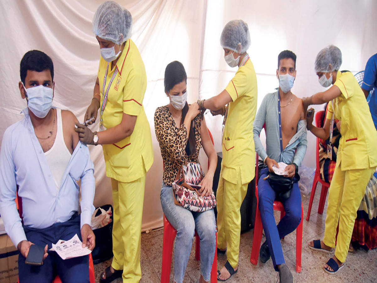 Online registration not mandatory for 18+ to avail of covid vaccine