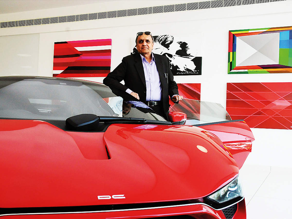 Sports Car Pune Bank To Auction Car Designer Dilip Chhabria S Property