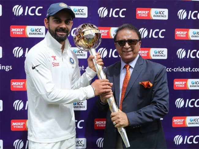 Current Test team under Virat Kohli is India's best ever: Sunil Gavaskar | Cricket News - Times of India