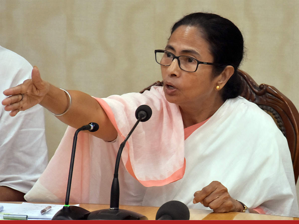 West Bengal CM Mamata Banerjee announces free covid-19 vaccine for all