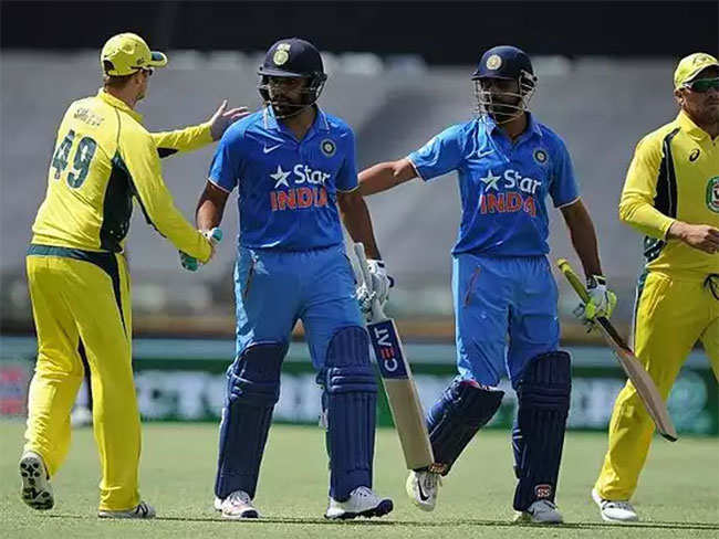 Top run-getters in last two India-Australia bilateral ODI series Down Under | Cricket News - Times of India