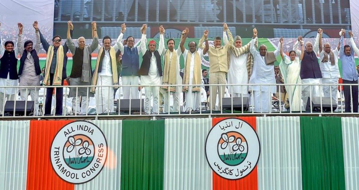 Modi 2.0: It's BJP vs regional powers as Congress struggles to revive   India News