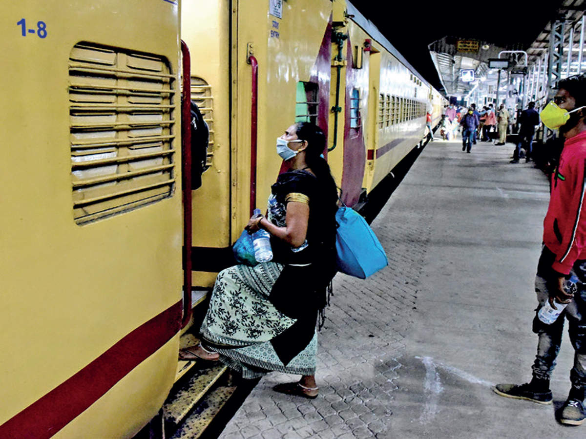 Photo of Train to Mumbai beyond reach for many
