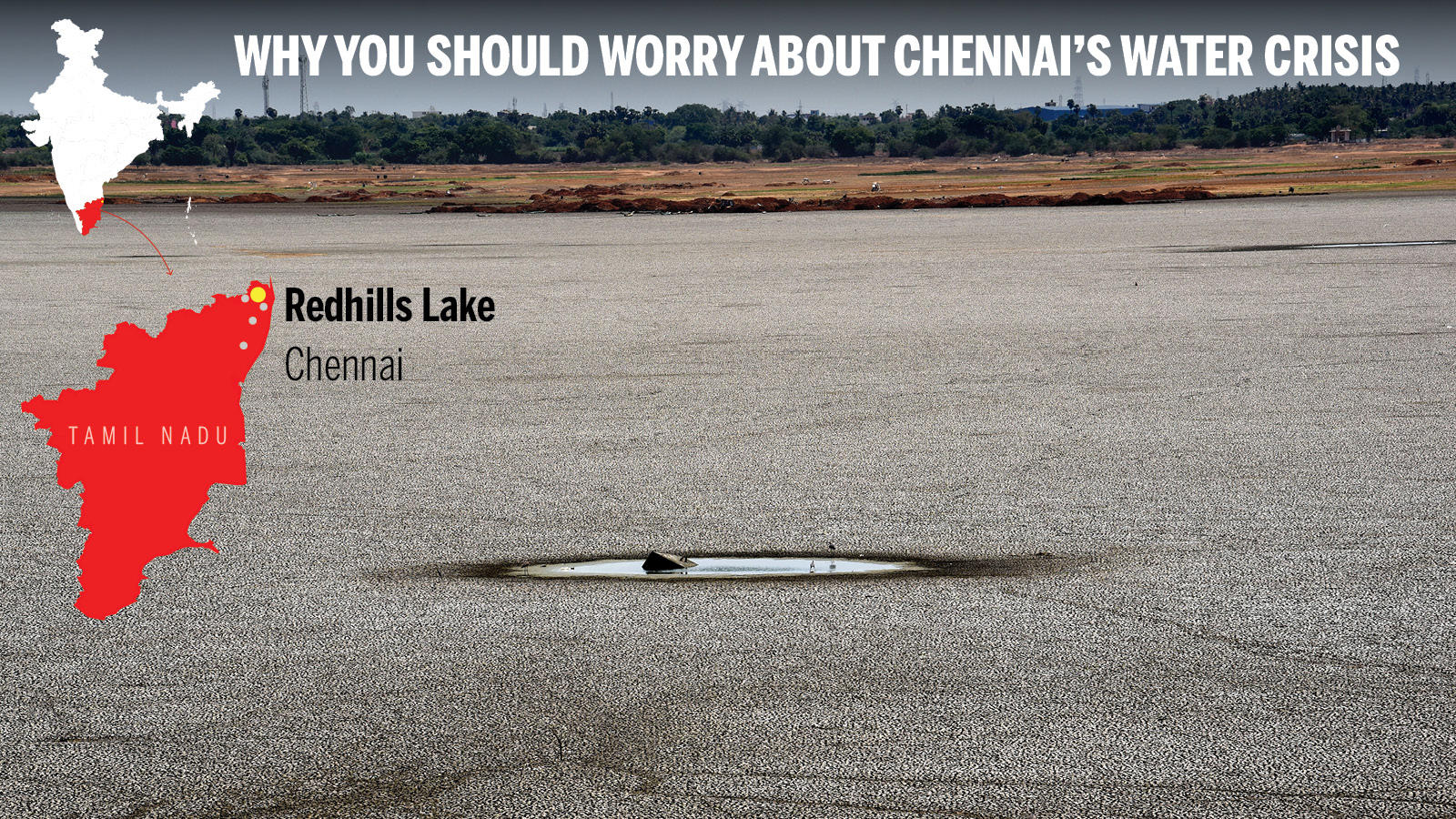 Why Chennai's water crisis should worry you - Times of India