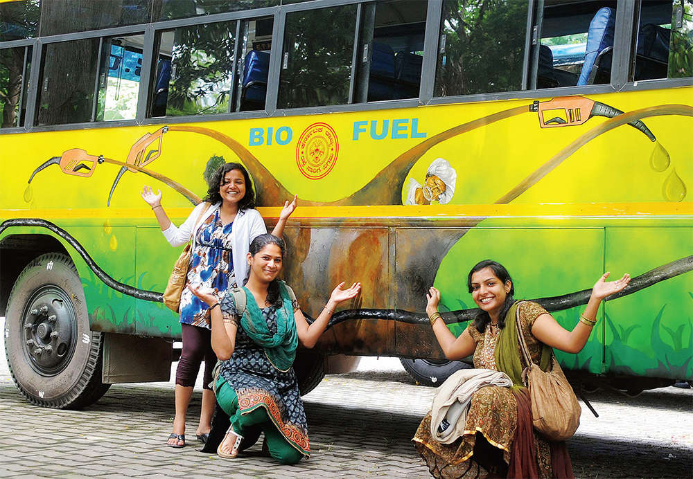 Pop! goes the biodiesel, especially for KSRTC