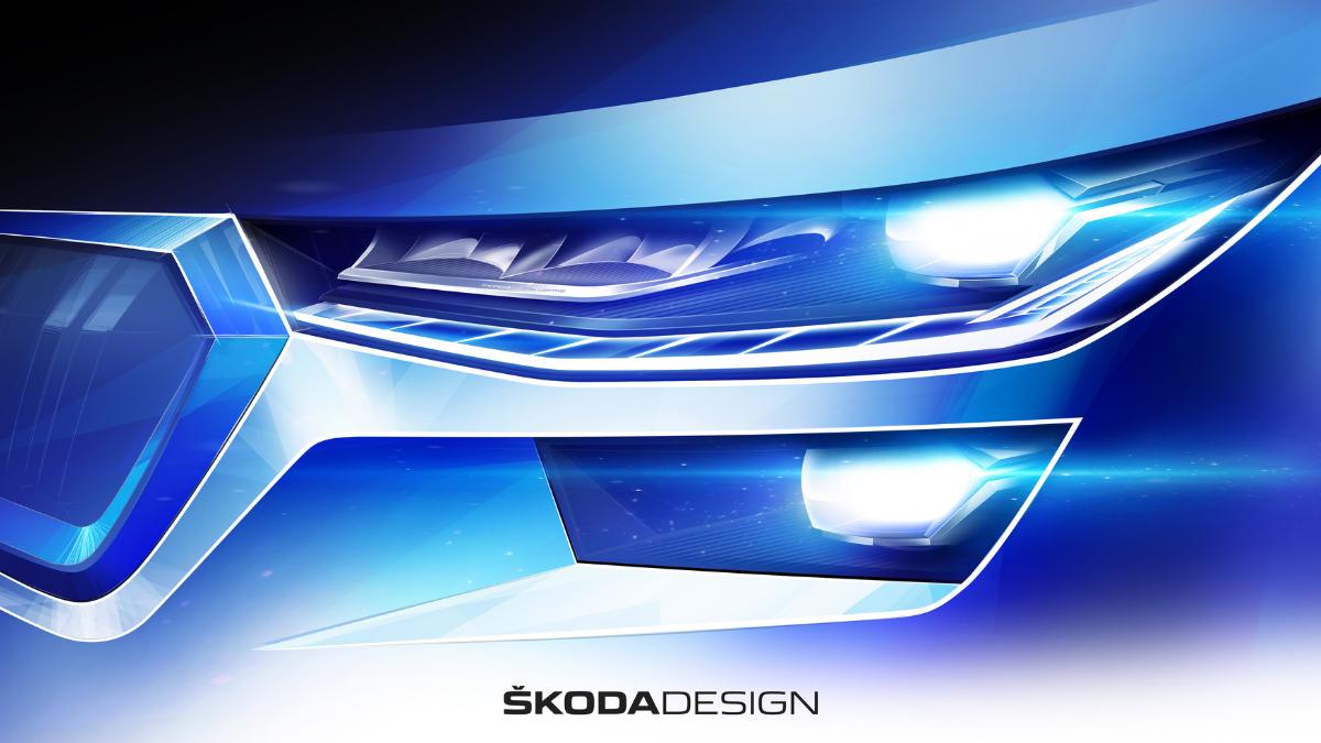 , Skoda Kodiaq: 2021 Skoda Kodiaq teased, unveil on April 13 – Times of India,