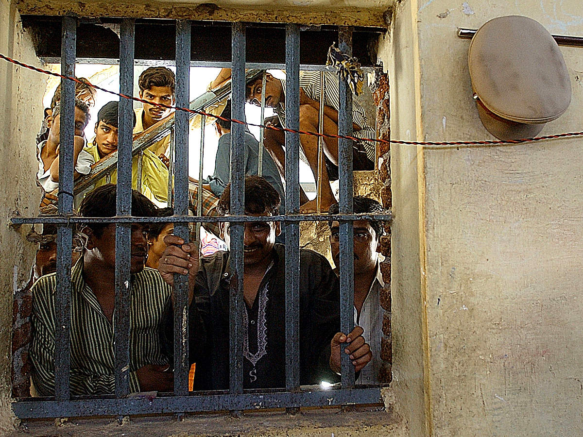 Why jail sentence in India is double punishment