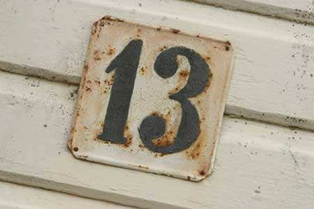 The Role Of The Number 13 In Astrology Times Of India