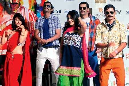 Cocktail Fashion Show Hyderabad