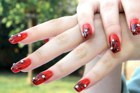 Try These Funky Nail Art Ideas Times Of India