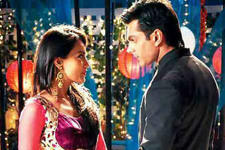 Qubool Hai Asad And Zoya Engagement
