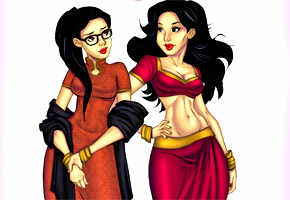 Savita Bhabhi creator launches Rozlyn Khan comics