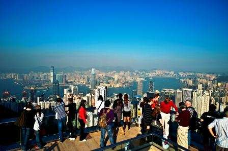 Top experiences in Hong Kong