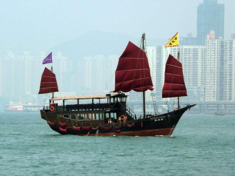 Hong Kong Junks