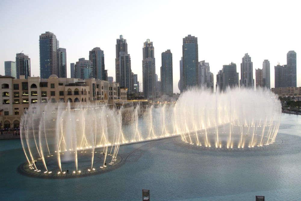 Experience laidback Dubai