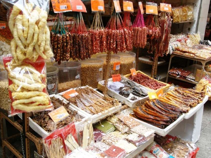 Quirky, pocket-friendly street markets