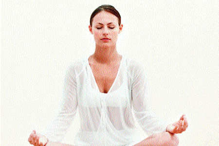Breathing exercises to relieve stress - Times of India