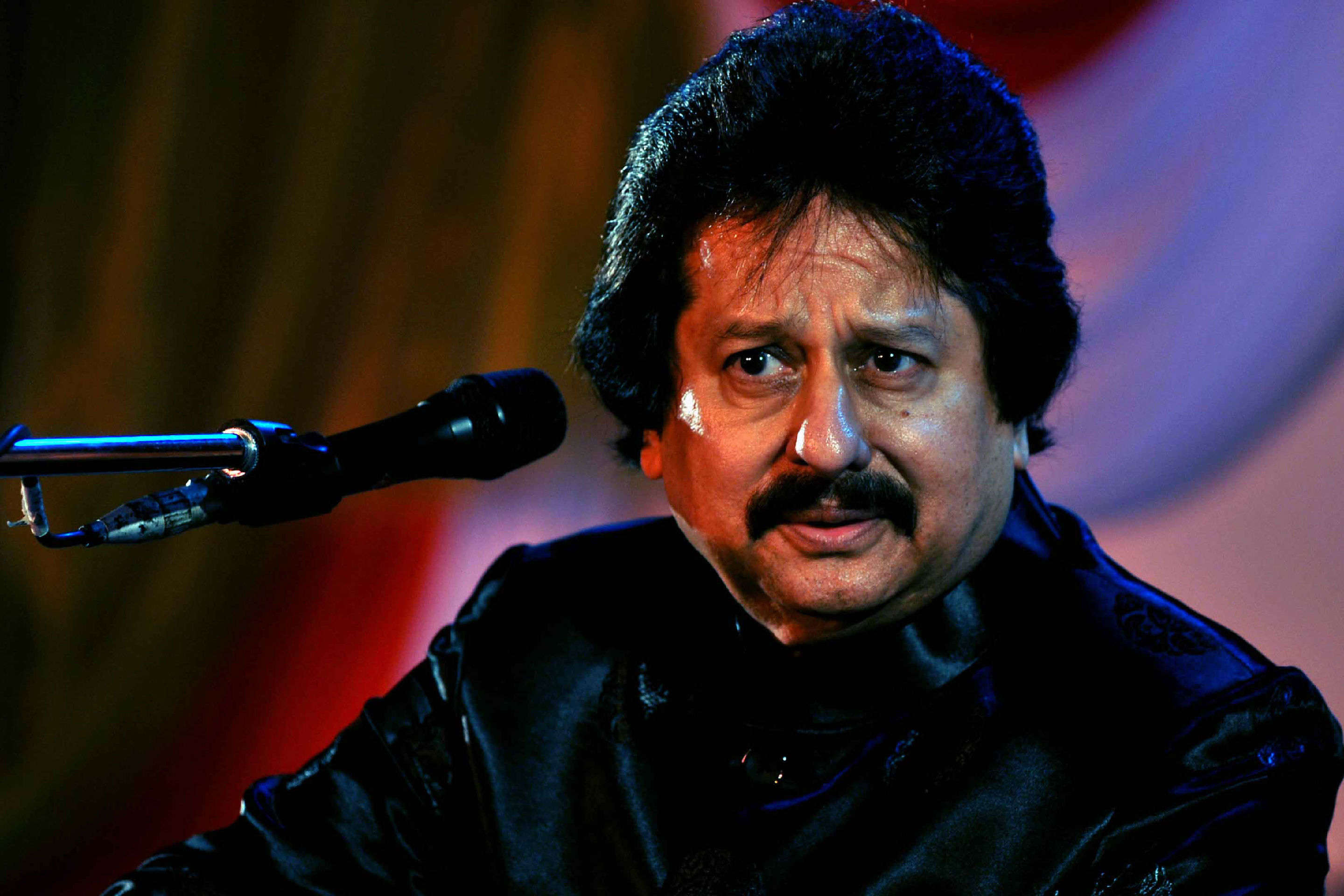 Pankaj Udhas Pankaj Udhas New Album Creates Good Response Hindi Movie News Times Of India