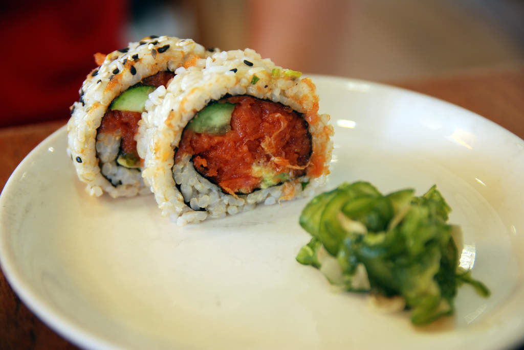 The 5 best places for sushi in London