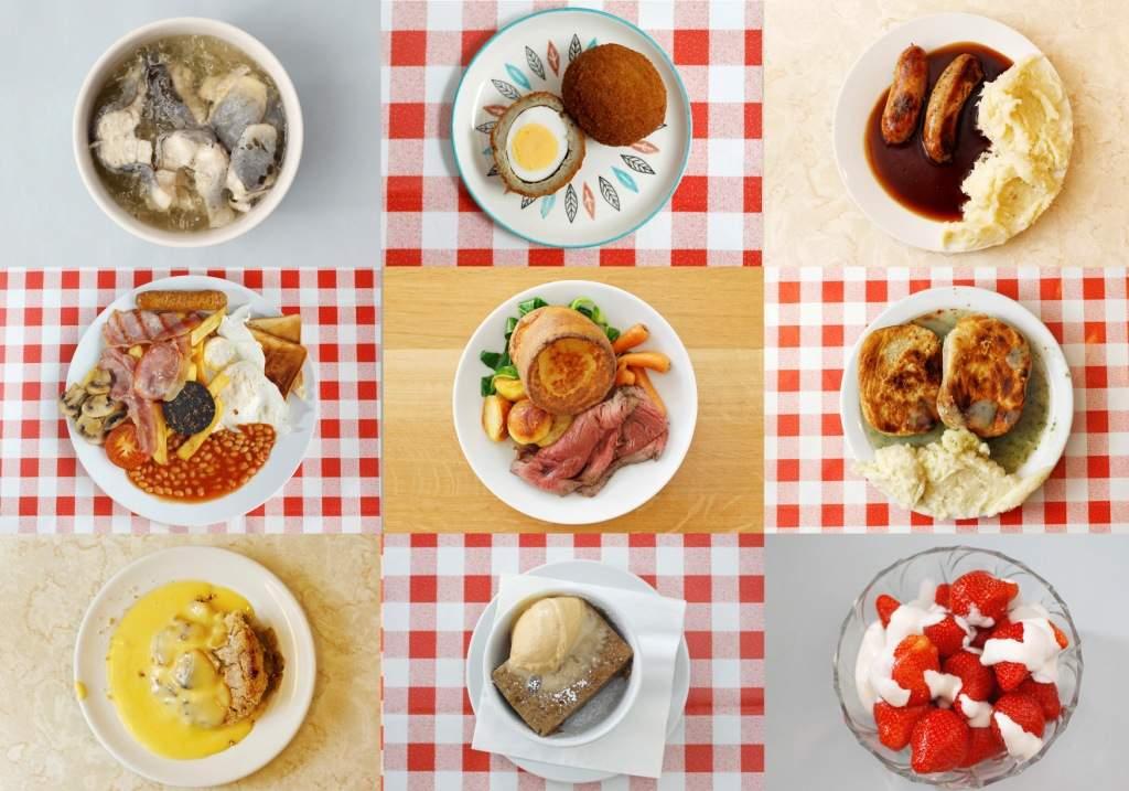 Breakfast at The Wolsley
