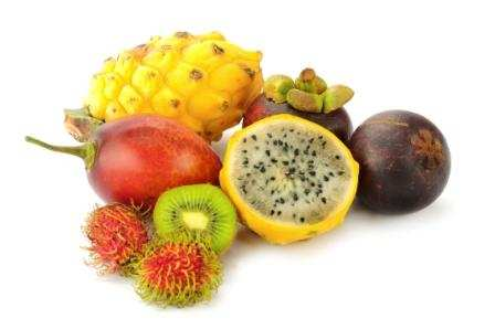 4 yummy Asian fruits that look anything but edible