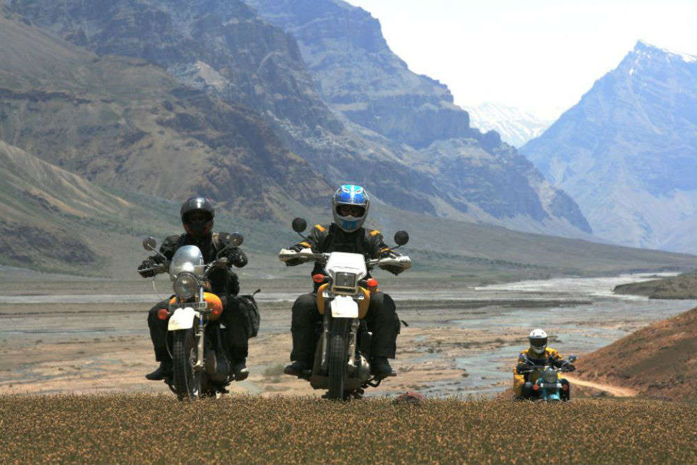 3 motorcycling outfits to plan a trip with
