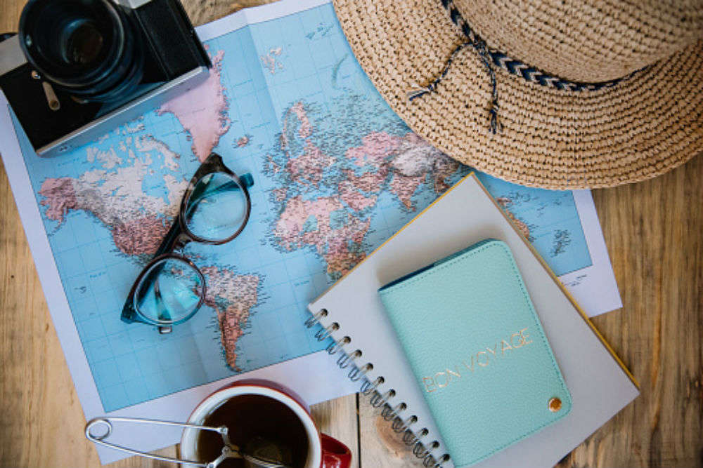 Travel check list