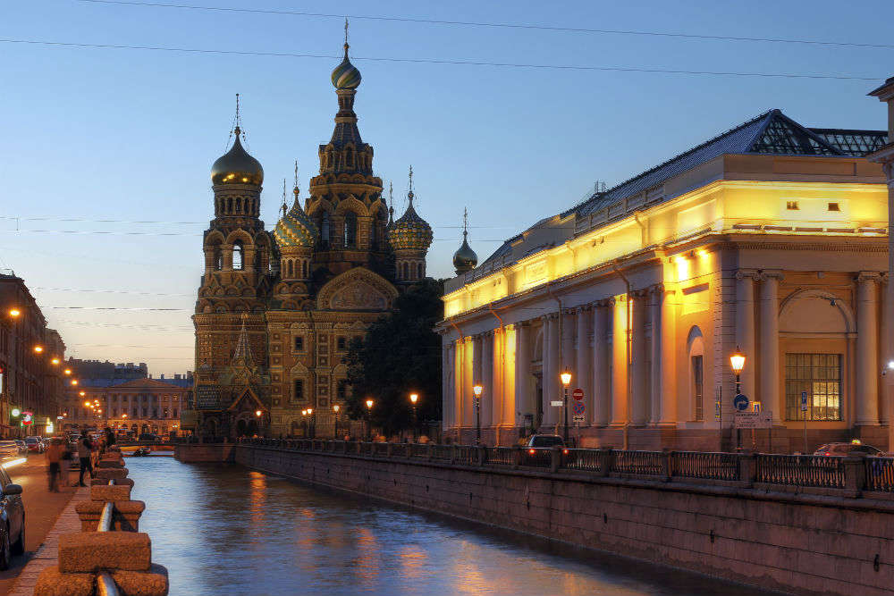 St. Petersburg: Gateway to Russia