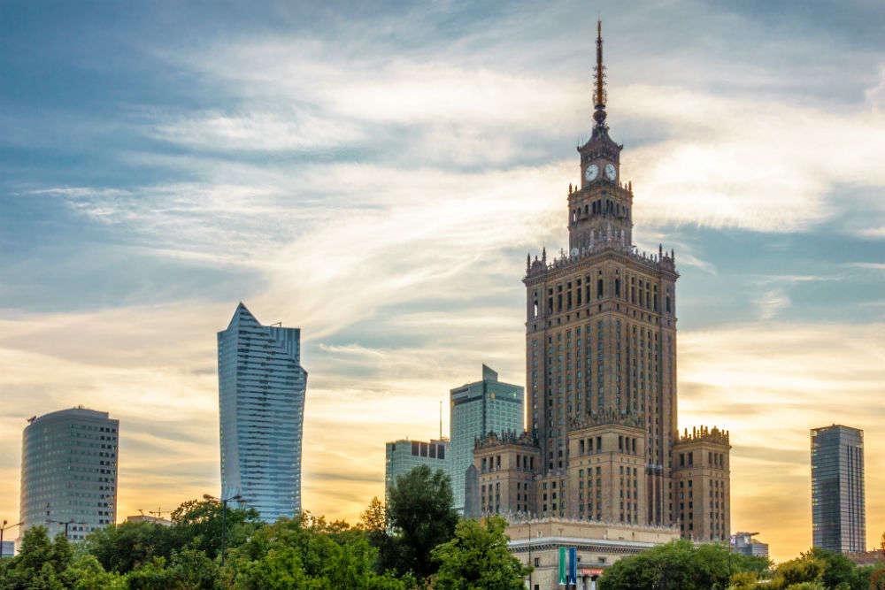 Krakow: Pole star