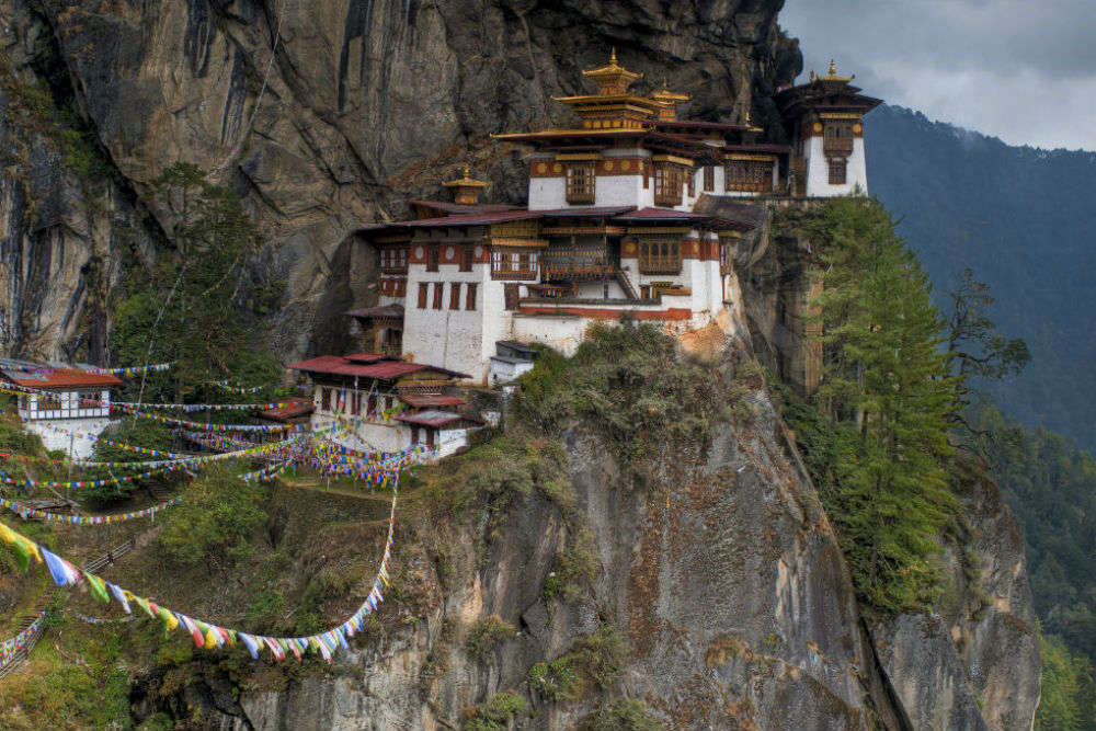 Bhutan: In pursuit of happiness