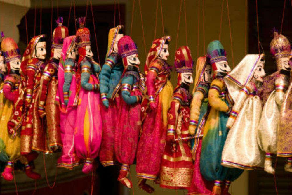 Jaipur: a shopper's paradise