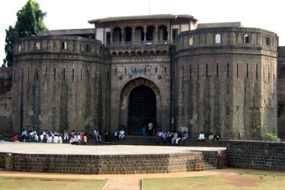 Pune's pride: Shaniwarwada