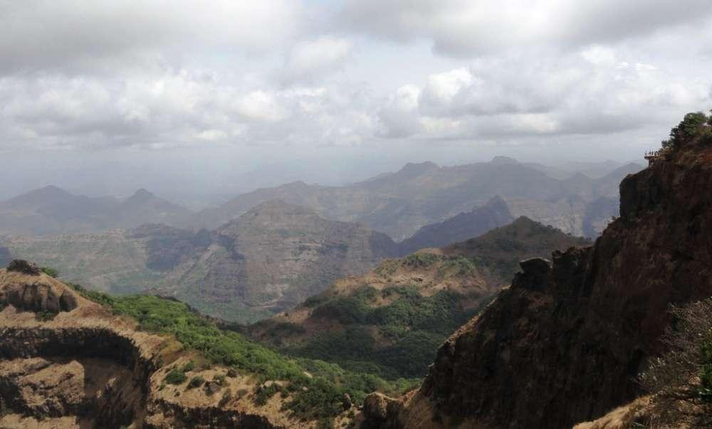 Must-do monsoon treks around Mumbai