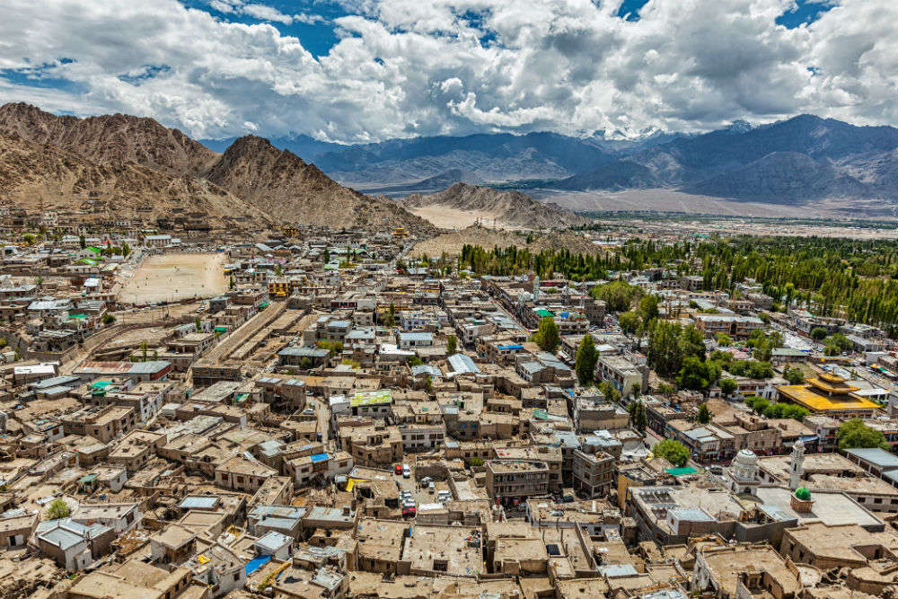 Live a lifetime in Ladakh