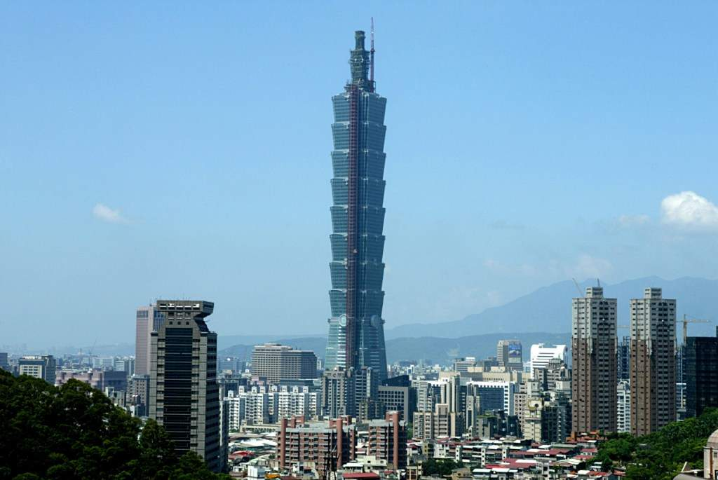 Picture-perfect Taiwan