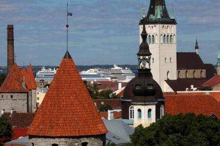 A fairytale in Tallinn