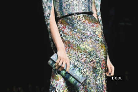Holographic Fashion Is The Latest Trend Times Of India