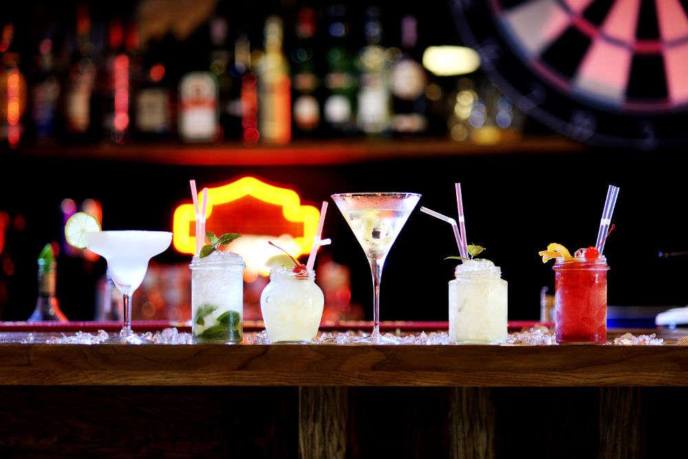Bars that define cool in Delhi