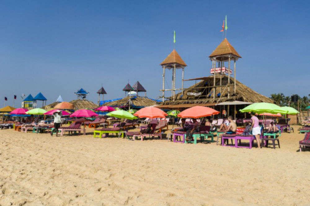 The best beach shacks in Goa