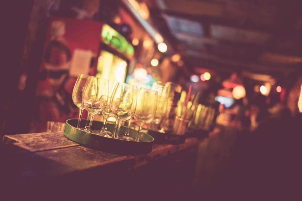 Pune's top bars