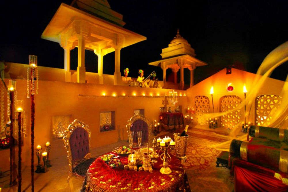The 5 best restaurants in Jaipur