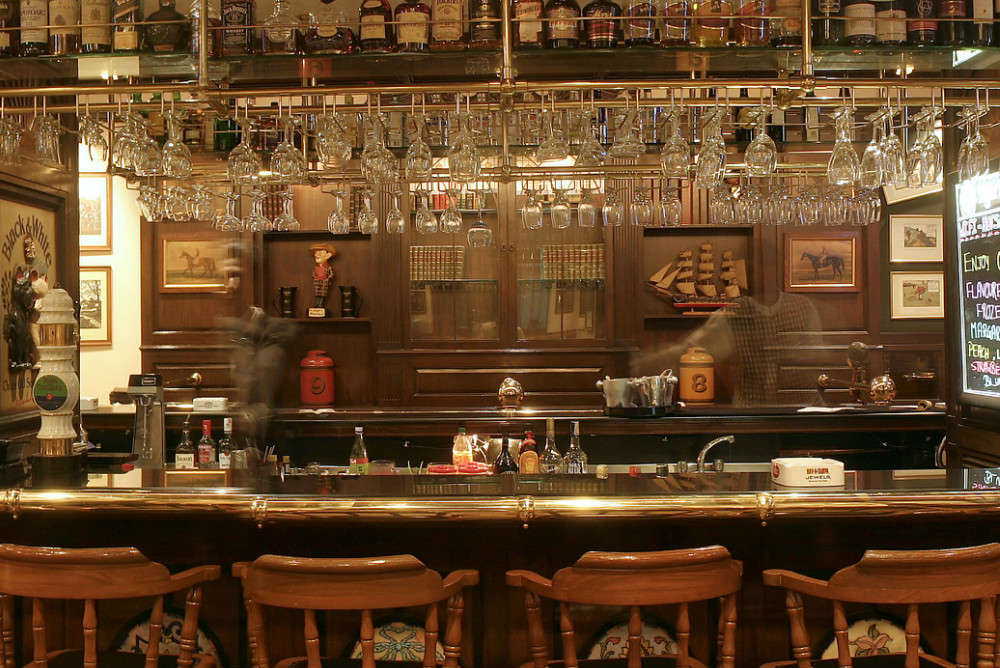 Geoffrey's – The Pub