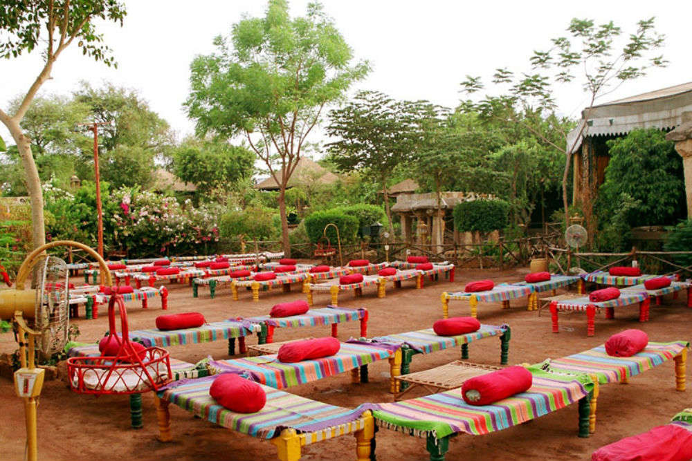 Top 10 restaurants in Ahmedabad