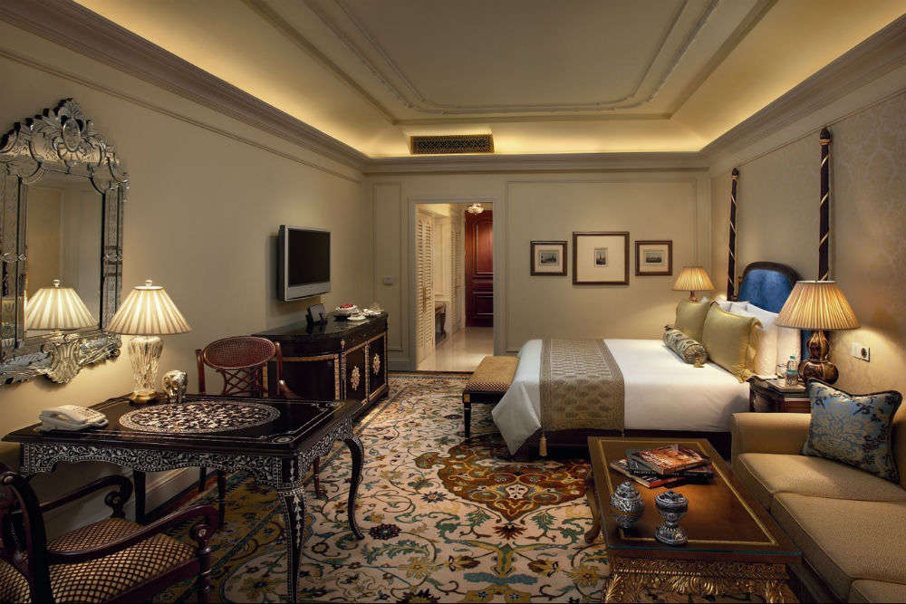 Hotels in Delhi for luxury lovers