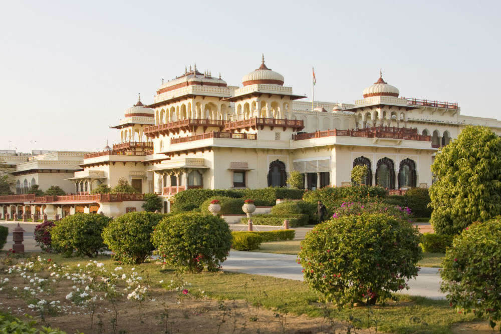5 Jaipur hotels that treat you like Rajputana royalty