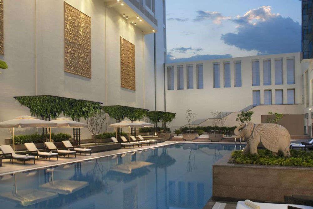 Jaipur Marriott Hotel
