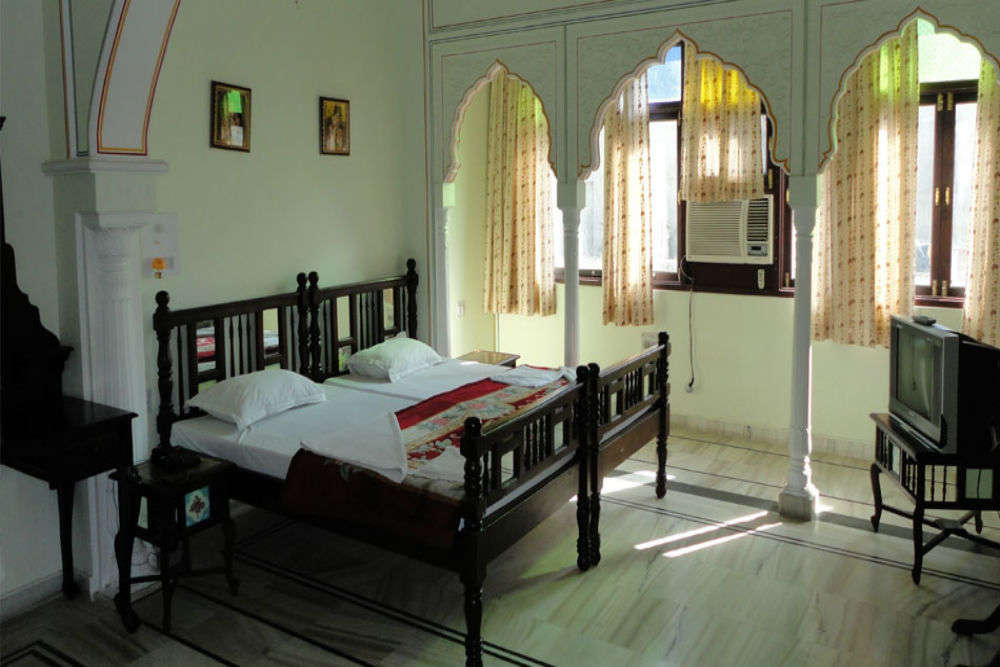 4 Jaipur hotels for backpackers on a budget